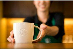 お客様に美味しいコーヒーと心温まる空間を提供してください。
