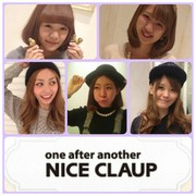 one after another NICE CLAUP 天神ソラリア店のアルバイト