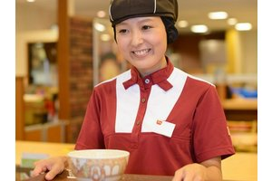 すき家 朝比奈店・ホールスタッフのアルバイト・バイト詳細