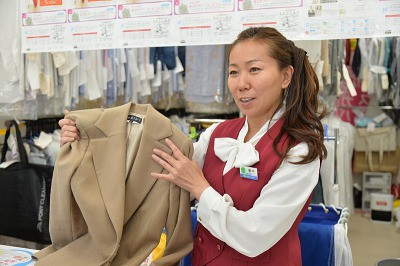 ポニークリーニング 菊川駅前店(土日勤務スタッフ)のアルバイト情報