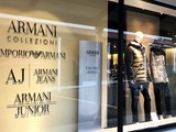 ARMANI FACTORY STORE 神戸三田プレミアム・アウトレット (株式会社ドゥミルアン)のアルバイト