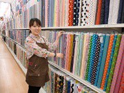 広々とした店内は動きやすくて、働きやすいです。