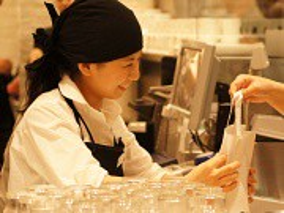 Soup Stock Tokyo  cafeEchika表参道店のアルバイト情報