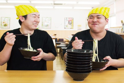 こだわり麺や 坂出鴨川店のアルバイト情報
