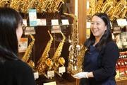 島村楽器 仙台長町モール店のアルバイト情報