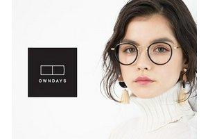 【海外でも大人気!】OWNDAYSでメガネの販売のお仕事♪