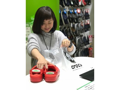 crocs by booth サントムーン柿田川店のアルバイト