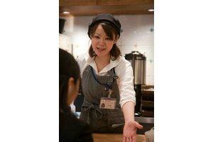 上野エキナカで話題の人気カフェがスタッフ大募集☆