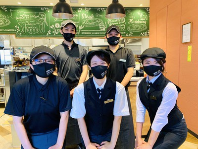 HappyBurg 高崎倉賀野店/【経験者優遇】ステーキ&ハンバーグの名店「GGC」で働きませんか!