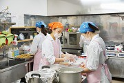 アスク 勝どき保育園(給食スタッフ)のアルバイト情報