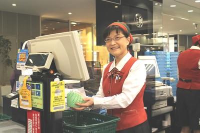 Odakyu OX 秦野店 (パート)チェッカー(レジ)のアルバイト情報