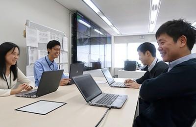 日本気象株式会社(データ入力・事務)の求人画像