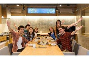 『外国人と日本人』が共に暮らしながら国際交流ができる多国籍シェアハウス