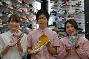【急募!】未経験&土日できる方大歓迎☆靴の接客販売のお仕事です