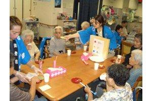デイサービスセンター淳風おおさか(フリーター)・老人介護施設スタッフのアルバイト・バイト詳細