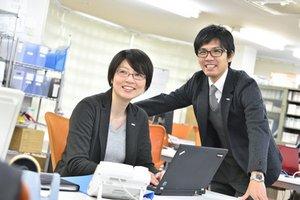 《提案営業スタッフ》東証一部上場グループで安定勤務はじめませんか?