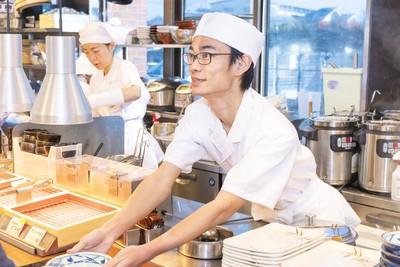 丸亀製麺 三田店(未経験者歓迎)[110195]の求人画像