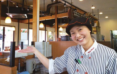 ジョリーパスタ 東大阪店のアルバイト情報