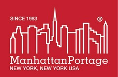 Manhattan Portage MACHIDAのアルバイト