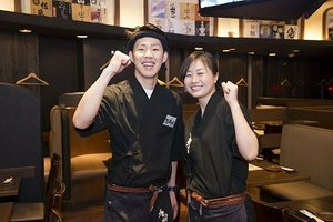 大人気!元気な九州料理の居酒屋【熱中屋】で新しいお仕事始めませんか?