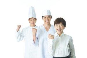 《調理補助募集》資格・年齢不問◎食を通して全ての方を健康と笑顔に!