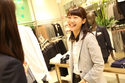 ORIHICA リーフウォーク稲沢店(新大学生向け)のアルバイト情報