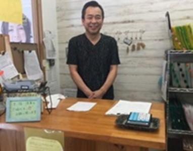 美容室アン・ティナ 江戸川台東口店の求人画像