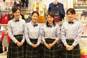 元気で明るいSHOPが自慢♪ミキハウス梅田阪神店でお仕事しませんか?