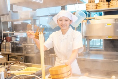 丸亀製麺 トリアス店[110094](平日のみ歓迎)のアルバイト情報