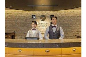 コンフォートスイーツ東京ベイ 2018年3月オープンしたばかりのホテル