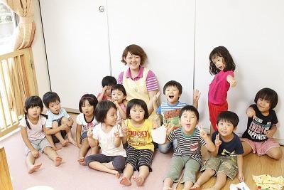 にじいろ保育園南馬込/3015701S-SYのアルバイト情報