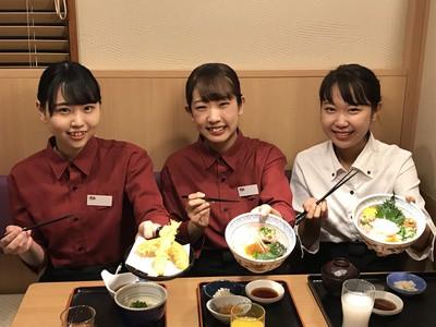夢庵 横浜笹下店<130350>のアルバイト情報