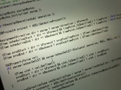 プログラミングに自信がある方を募集します。