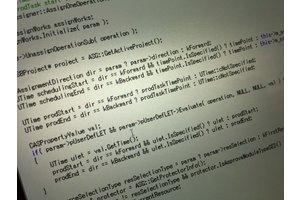 プログラミング開発の仕事