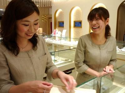 マハラジャ・ダイヤモンド ららぽーとTOKYO-BAY店(フルタイム)の求人画像