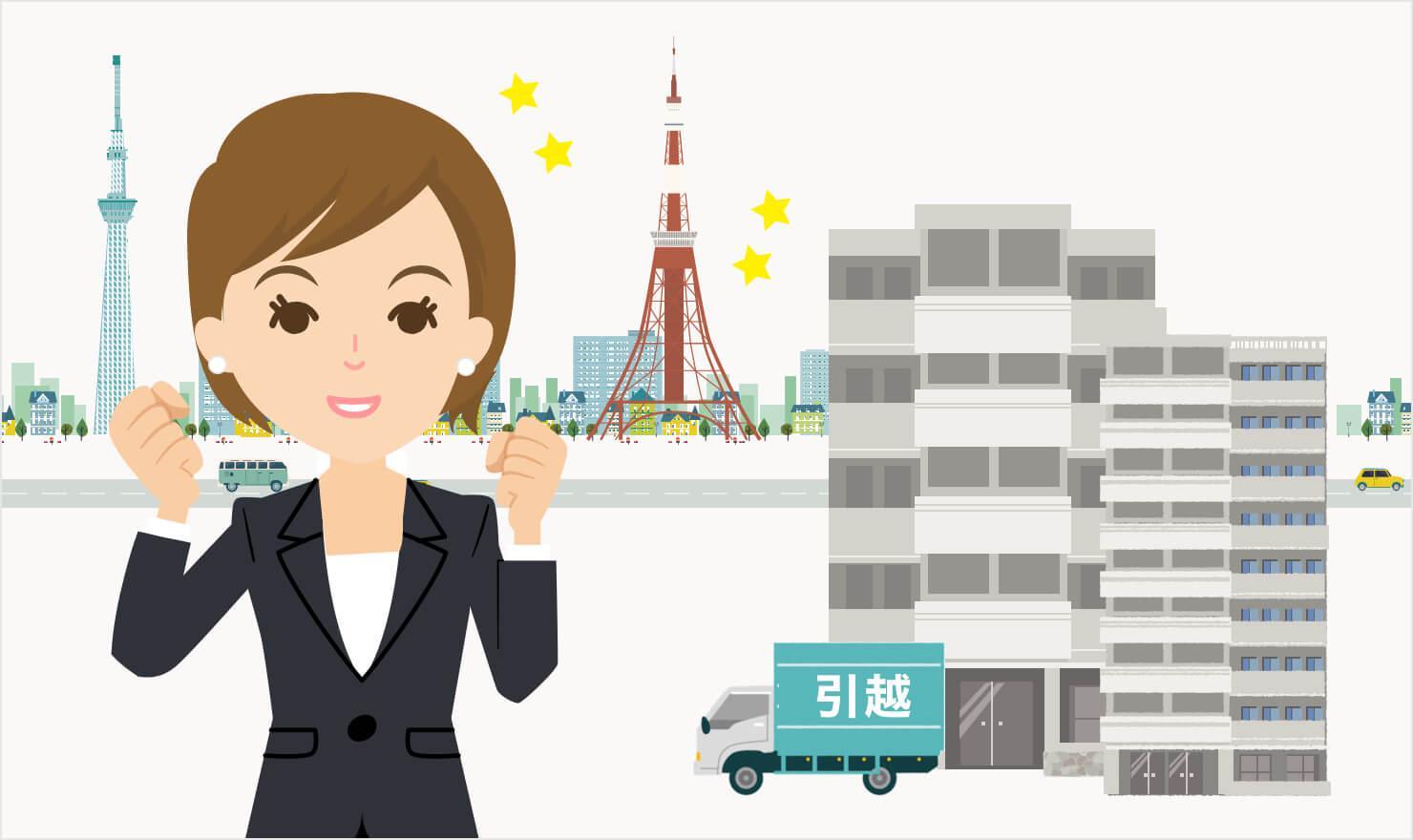 東京での転職を成功させる!後悔しないためのアレやコレや
