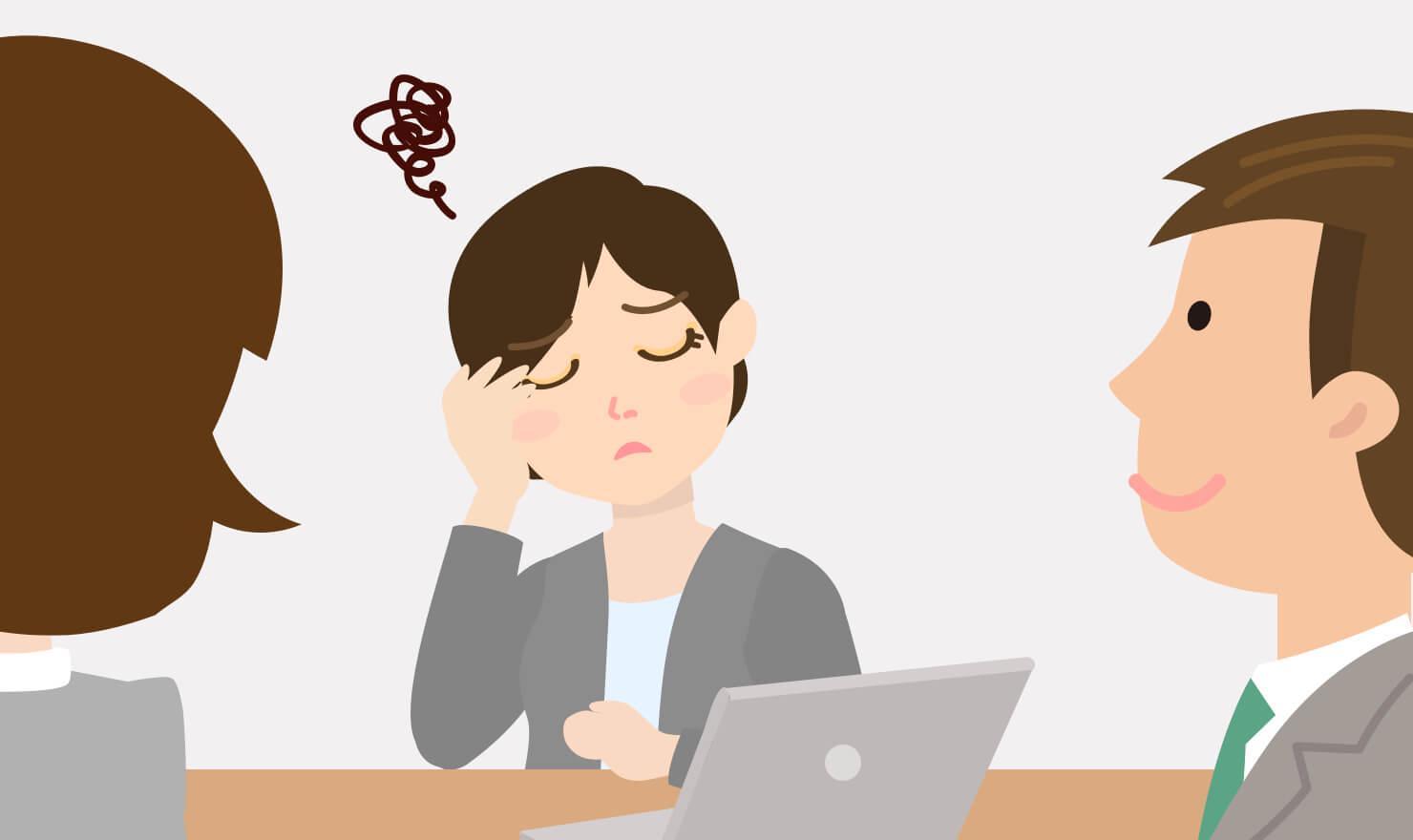 転職で解決できる?「仕事に飽きた」と思った時の対処法