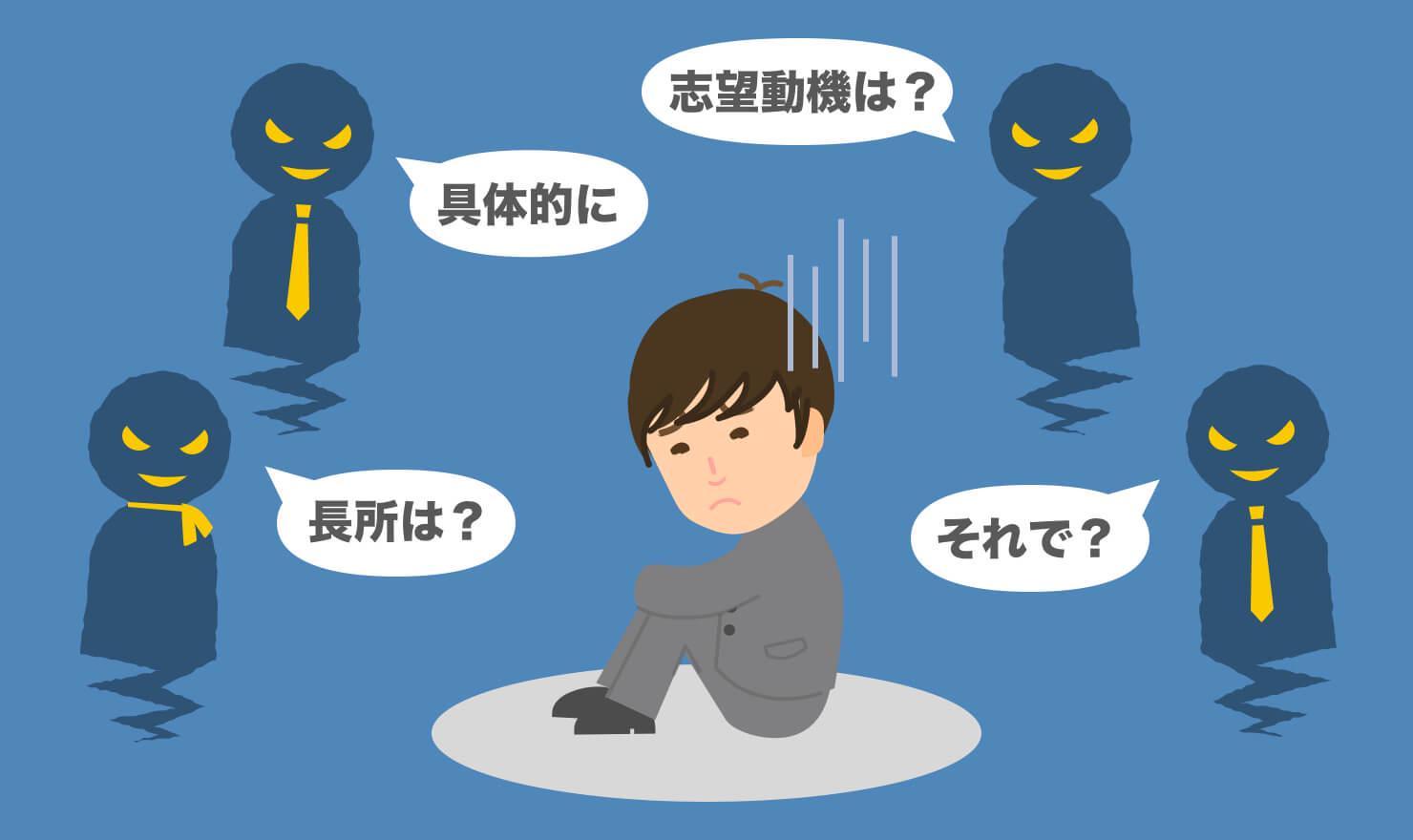 「面接が怖い…」不安な気持ちを克服するための3つの方法