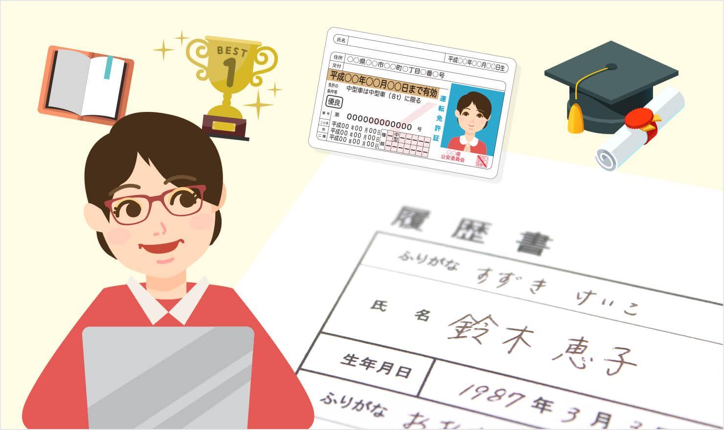 良い履歴書はこう書く!読んで学べる書き方のポイントまとめ | JOBSHIL