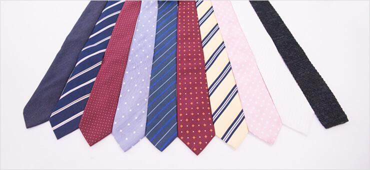面接でつけるネクタイはどこまでOK?
